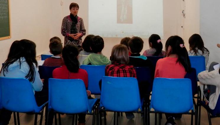 Arte y plastica en educación primaria